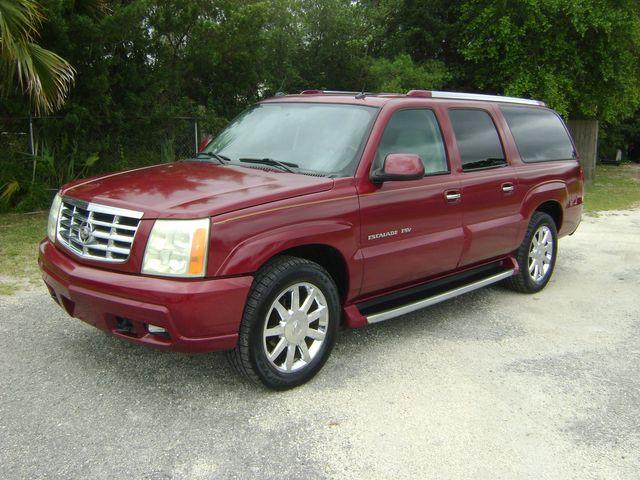 2004 Cadillac Escalade ESV Platinum Edition in Fort Pierce, FL 34982