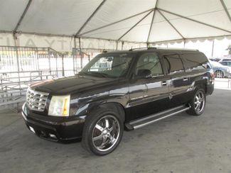 2004 Cadillac Escalade ESV Gardena, California