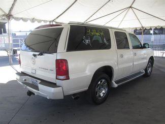 2004 Cadillac Escalade ESV Gardena, California 2
