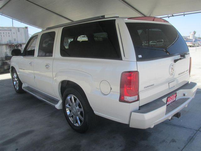 2004 Cadillac Escalade ESV Platinum Edition Gardena, California 1