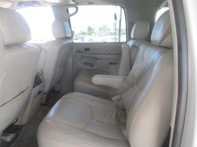 2004 Cadillac Escalade ESV Platinum Edition Gardena, California 9