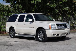 2004 Cadillac Escalade ESV Platinum Edition Hollywood, Florida