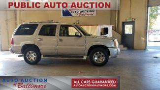 2004 Cadillac Escalade    JOPPA, MD   Auto Auction of Baltimore  in Joppa MD