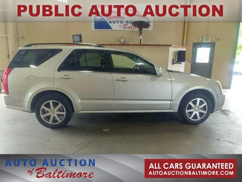 2004 Cadillac SRX  | JOPPA, MD | Auto Auction of Baltimore  in JOPPA MD