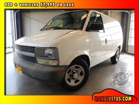 2004 Chevrolet Astro Cargo Van  in Airport Motor Mile ( Metro Knoxville ), TN
