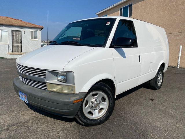 2004 Chevrolet Astro Cargo Van - W/ ONLY 78,000 1 OWNER, CLEAN TITLE, NO ACCIDENTS