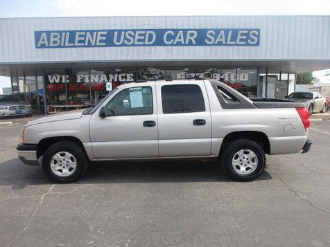 2004 Chevrolet Avalanche Z71 in Abilene, TX
