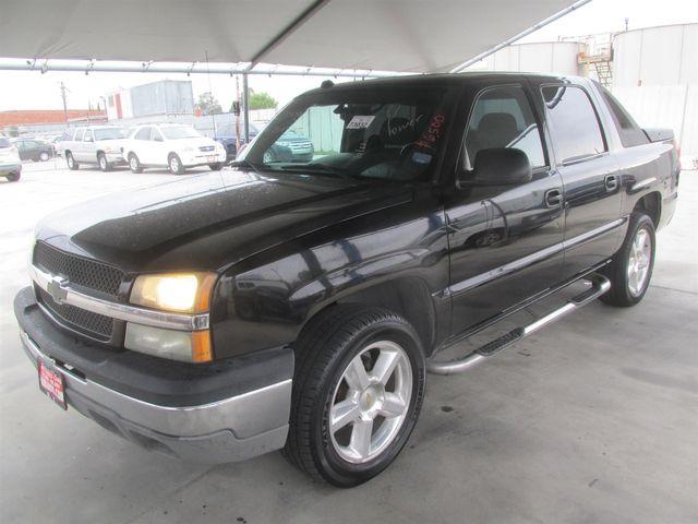 2004 Chevrolet Avalanche Gardena, California