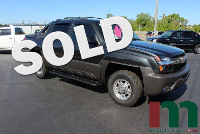 2004 Chevrolet Avalanche 2500 3/4 Ton | Granite City, Illinois | MasterCars Company Inc. in Granite City Illinois