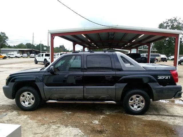 2004 Chevrolet Avalanche Z71 Houston, Mississippi 3