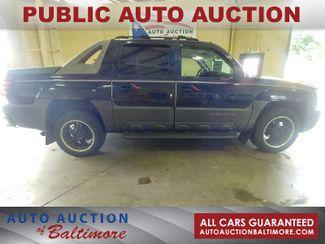 2004 Chevrolet Avalanche Z71 | JOPPA, MD | Auto Auction of Baltimore  in Joppa MD