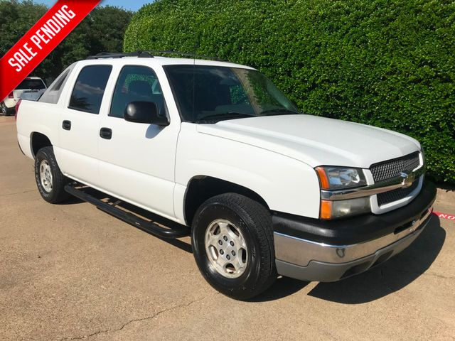 2004 Chevrolet Avalanche, Hard cover, 1 Owner. Only 69k Miles in Plano, Texas 75074