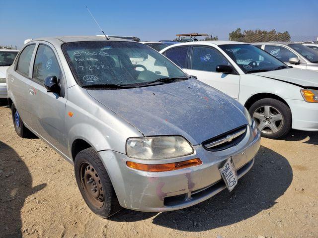 2004 Chevrolet Aveo Base in Orland, CA 95963
