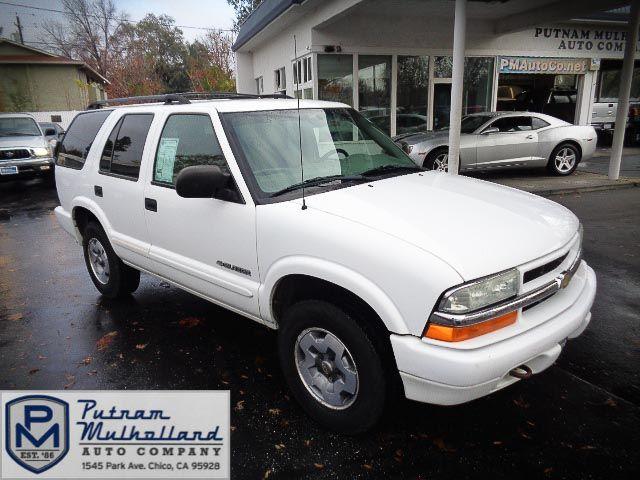2004 Chevrolet Blazer LS in Chico, CA 95928