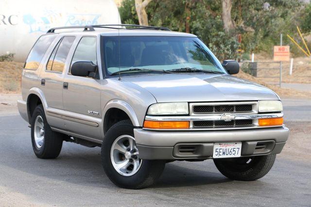 2004 Chevrolet Blazer LS Santa Clarita, CA 3