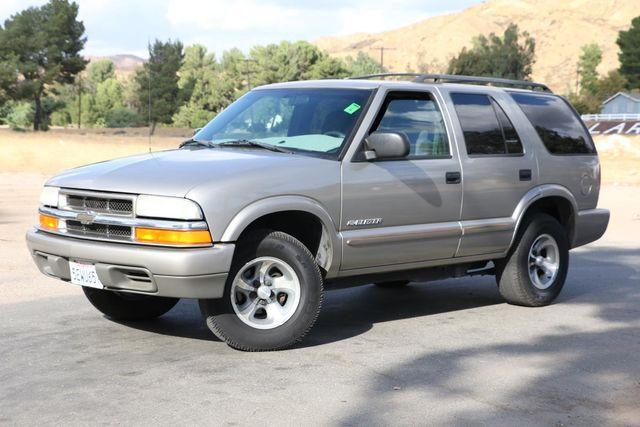 2004 Chevrolet Blazer LS Santa Clarita, CA 1