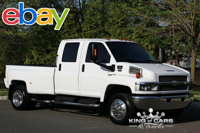 2004 Chevrolet C4500 Kodiak MONROE HAULER 6.6L DIESEL 75K MILES MINT