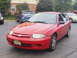 2004 Chevrolet Cavalier Base | Champaign, Illinois | The Auto Mall of Champaign in Champaign Illinois
