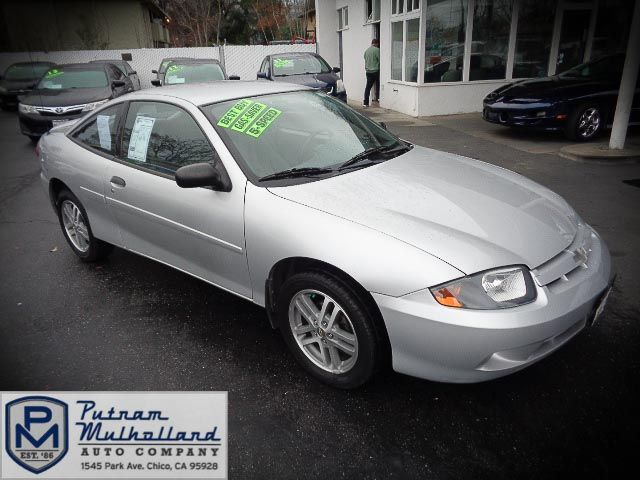 2004 Chevrolet Cavalier Base in Chico, CA 95928