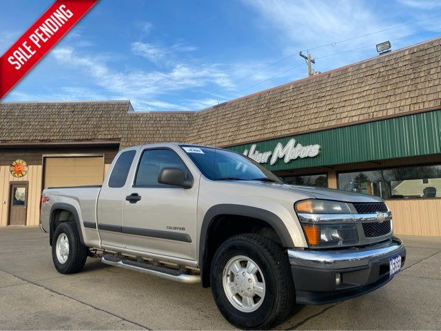 2004 Chevrolet Colorado Z71 in Dickinson, ND 58601