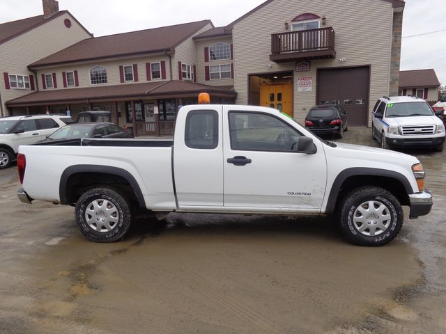 2004 Chevrolet Colorado Hoosick Falls, New York 2