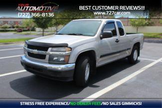 2004 Chevrolet Colorado LS ZQ8 in Pinellas Park Florida, 33781
