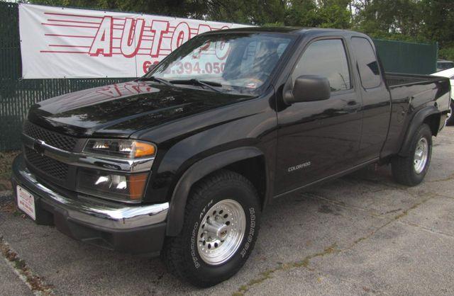 2004 Chevrolet Colorado Z85 St. Louis, Missouri 4