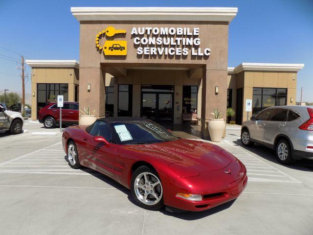 2004 Chevrolet Corvette in Bullhead City, AZ 86442-6452