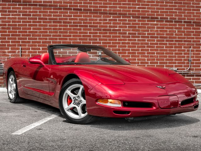 2004 Chevrolet Corvette Burbank, CA 2