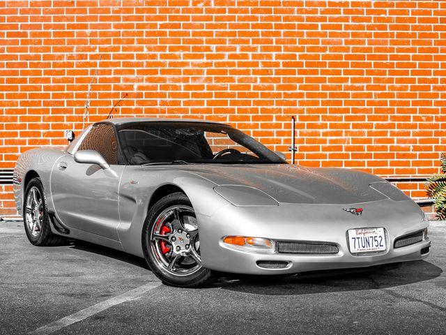 2004 Chevrolet Corvette Burbank, CA 1