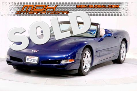 2004 Chevrolet Corvette - COMMEMORATIVE EDITION - 1 Owner in Los Angeles