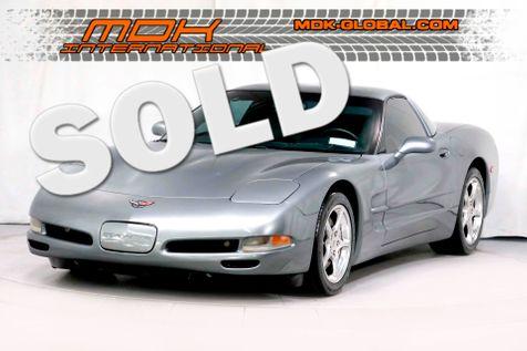2004 Chevrolet Corvette - HUD - BOSE - 2 TARGA TOPS - MINT in Los Angeles
