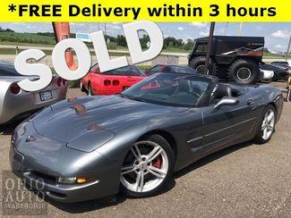 2004 Chevrolet Corvette Convertible 6-Speed Manual V8 Cln Carfax We Fin... in Canton, Ohio 44705