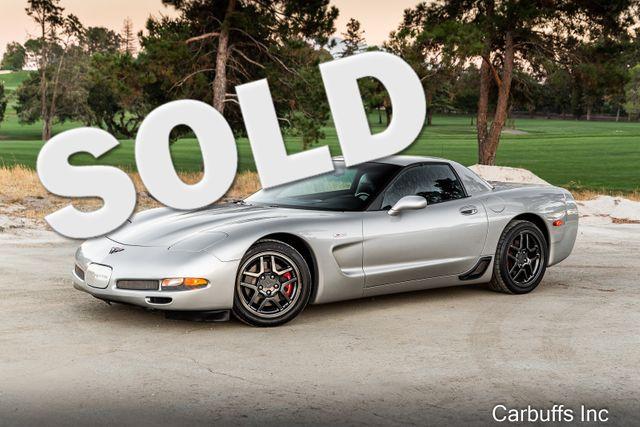 2004 Chevrolet Corvette Z06 Supercharged | Concord, CA | Carbuffs in Concord