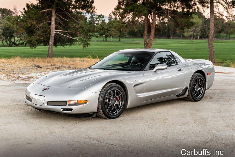 2004 Chevrolet Corvette Z06 Supercharged | Concord, CA | Carbuffs in Concord, CA