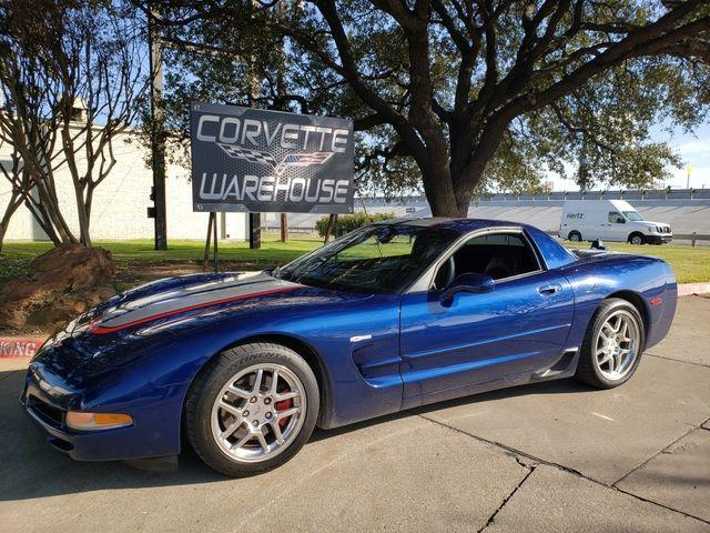 2004 Chevrolet Corvette Z06 HardTop Commemorative Edition 450HP, Only 69k! | Dallas, Texas | Corvette Warehouse  in Dallas Texas