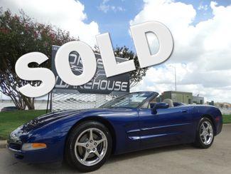 2004 Chevrolet Corvette Convertible Auto, Commemorative Edition Only 57k!   Dallas, Texas   Corvette Warehouse  in Dallas Texas