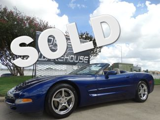 2004 Chevrolet Corvette Convertible Auto, Commemorative Edition Only 57k! | Dallas, Texas | Corvette Warehouse  in Dallas Texas