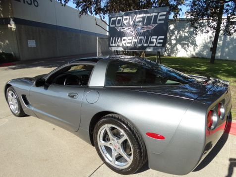 2004 Chevrolet Corvette Coupe Manual, Glass Top, Polished Wheels Only 50k! | Dallas, Texas | Corvette Warehouse  in Dallas, Texas
