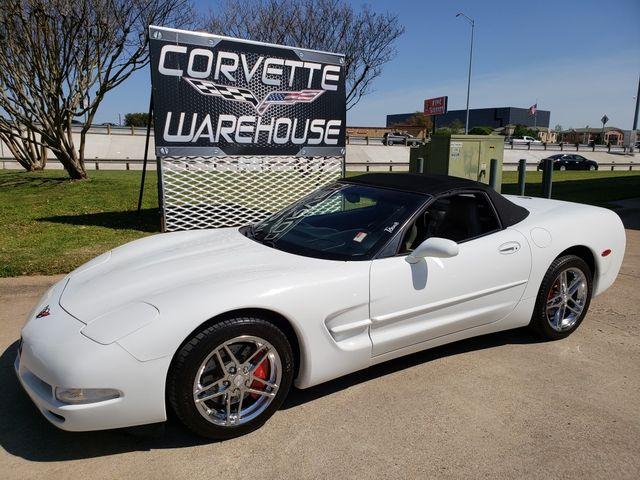 2004 Chevrolet Corvette Convertible Z51, HUD, Borla, Z06 Chromes, NICE! | Dallas, Texas | Corvette Warehouse  in Dallas Texas
