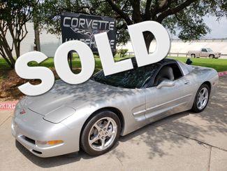 2004 Chevrolet Corvette Coupe  Auto, Glass Top, HUD, Polished Wheels, NICE | Dallas, Texas | Corvette Warehouse  in Dallas Texas