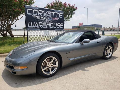 2004 Chevrolet Corvette Convertible Auto, CD, HUD, Polished Wheels 46k! | Dallas, Texas | Corvette Warehouse  in Dallas, Texas