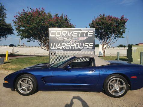 2004 Chevrolet Corvette Commemorative Edition Conv, Auto, Borla, Only 30k!   Dallas, Texas   Corvette Warehouse  in Dallas, Texas