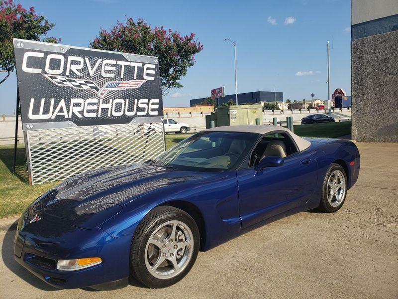 2004 Chevrolet Corvette Commemorative Edition Conv, Auto, Borla, Only 30k!   Dallas, Texas   Corvette Warehouse