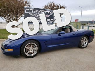 2004 Chevrolet Corvette Commemorative Edition Convertible, Auto, NICE!  | Dallas, Texas | Corvette Warehouse  in Dallas Texas