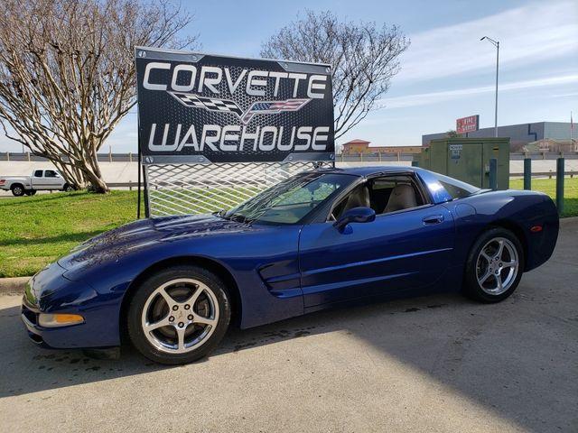 2004 Chevrolet Corvette Commemorative Edition Coupe, Only 68k Miles! | Dallas, Texas | Corvette Warehouse  in Dallas Texas