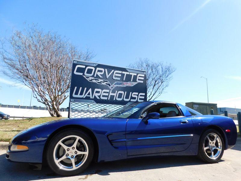 2004 Chevrolet Corvette Commemorative Edition Coupe, Only 68k Miles!   Dallas, Texas   Corvette Warehouse
