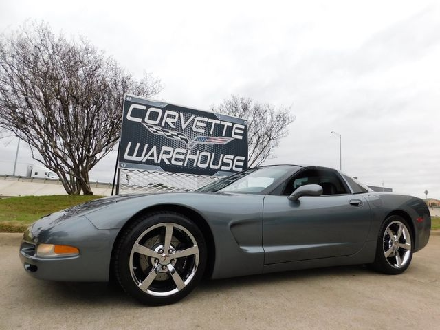 2004 Chevrolet Corvette Coupe Automatic, CD Player, C6 Chrome Wheels 33k in Dallas, Texas 75220