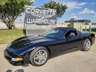 2004 Chevrolet Corvette Convertible HUD, CD, Auto, Polished Wheels 76k in Dallas, Texas 75220