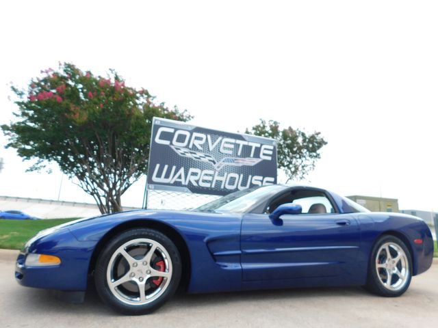 2004 Chevrolet Corvette Commemorative Edition Coupe, Auto, Only 33k Miles